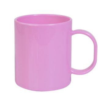 Personalised Polymer Full Color Mug 300ml - Pink